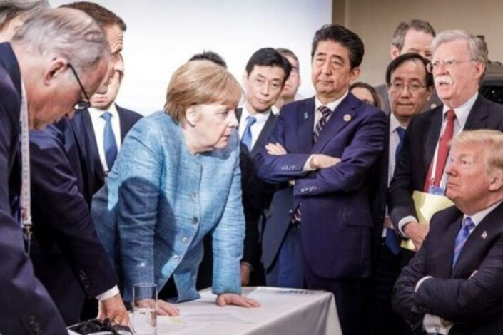 Proces raspada zapadnog savezništva je nezaustavljiv