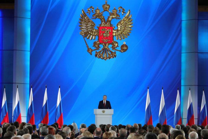 Putinove ustavne promene ili utvrđivanje sistema