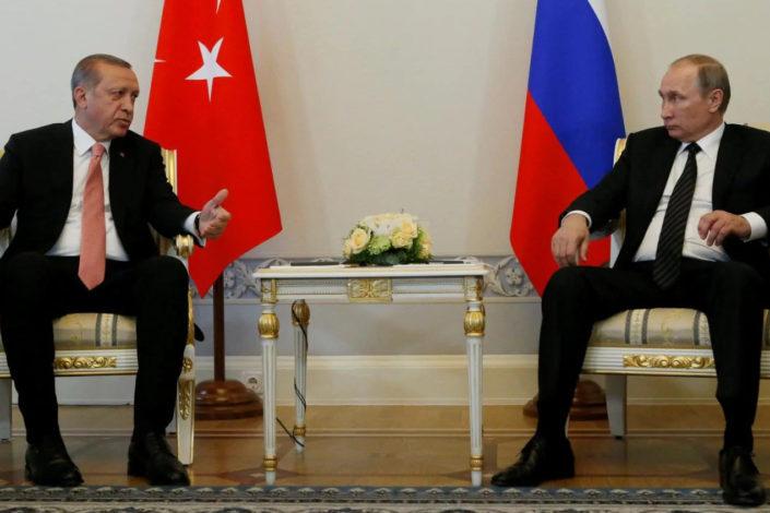 N. Babić: Sirija, Libija i Erdoganova poruka Putinu