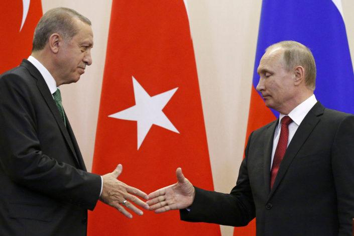 Rusija i Turska – strateški savez ili savez iz nužde?