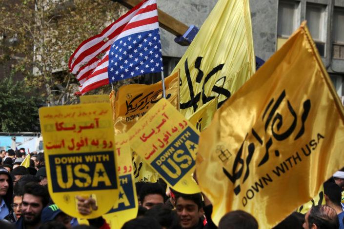 Iranska osveta Americi je tek počela