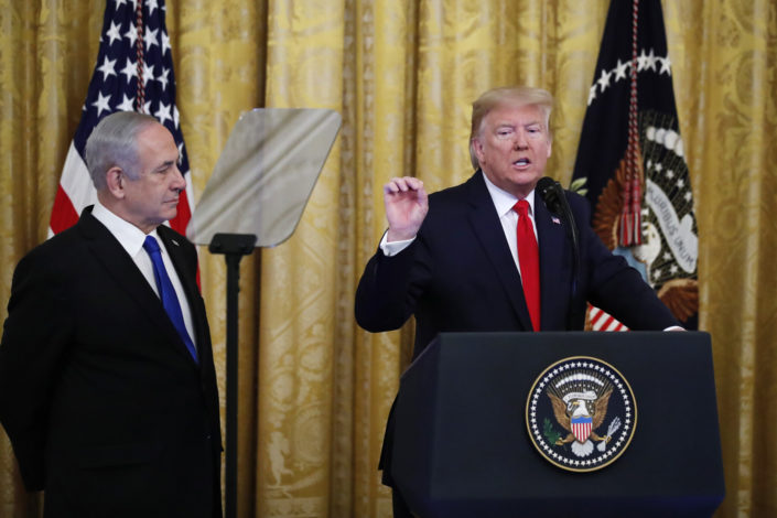 Dojče vele: Trampov plan za Bliski istok poniženje za Palestince