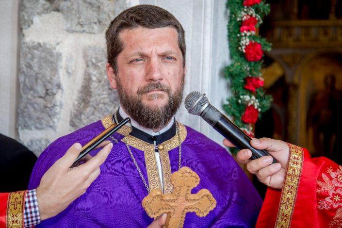G. Perović: Neprimereno je da pravoslavne crkve imaju nacionalne odrednice