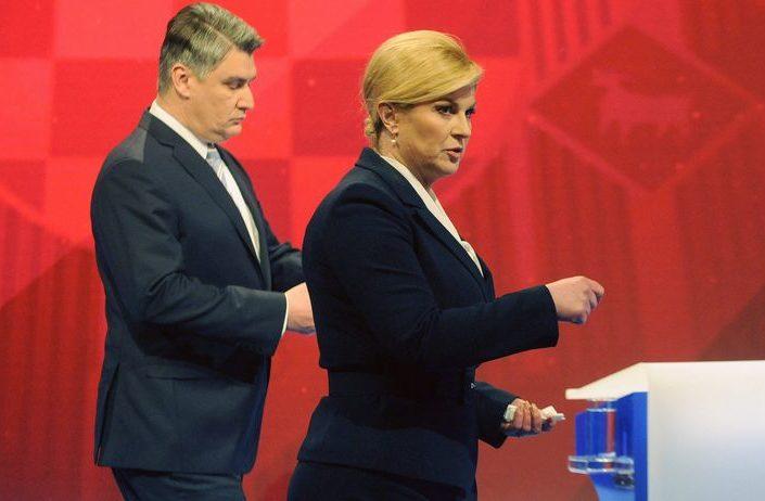 Kolinda Grabar-Kitarović više nije predsednica Hrvatske