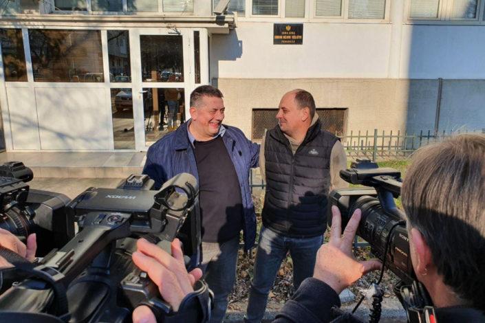 Raičević optužio američku ambasadu da stoji iza hapšenja, reagovao i UNS