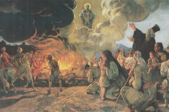 I. Miladinović: Kako su i zašto Turci spalili mošti Sv. Save