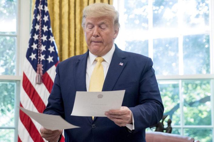 Sputnjik: Pismo vladike Irineja stiglo do Trampa