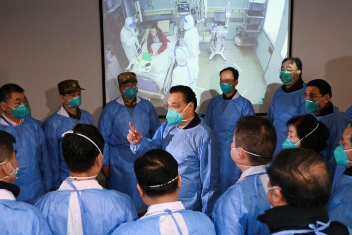 Fascinantne razmere kineskog rata protiv koronavirusa