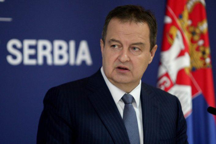 Dačić: Ko podržava CG režim ne treba da ima državljanstvo Srbije
