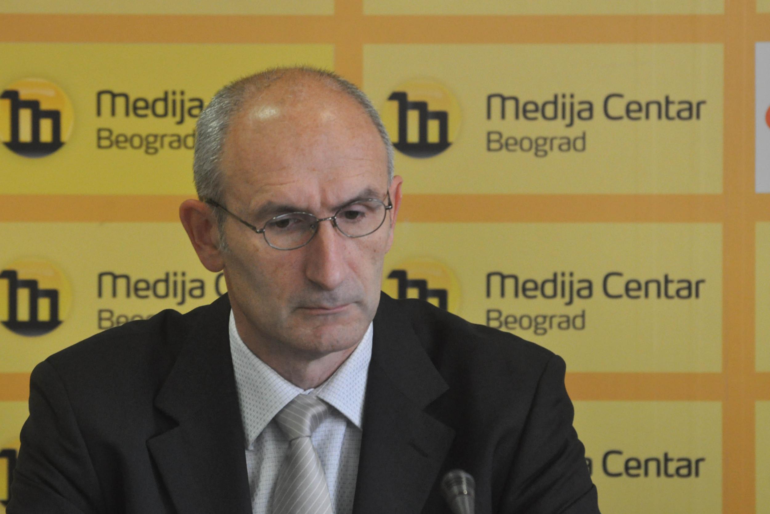 Miša Đurković (Foto: Medija centar Beograd)