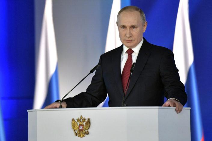 Putin: Sudbina Rusije zavisi od demografije