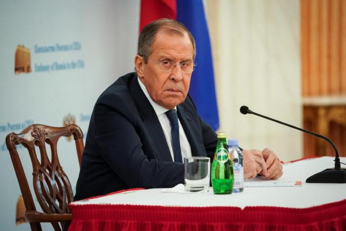 Lavrov otkrio američku ponudu da Rusija izda Kinu