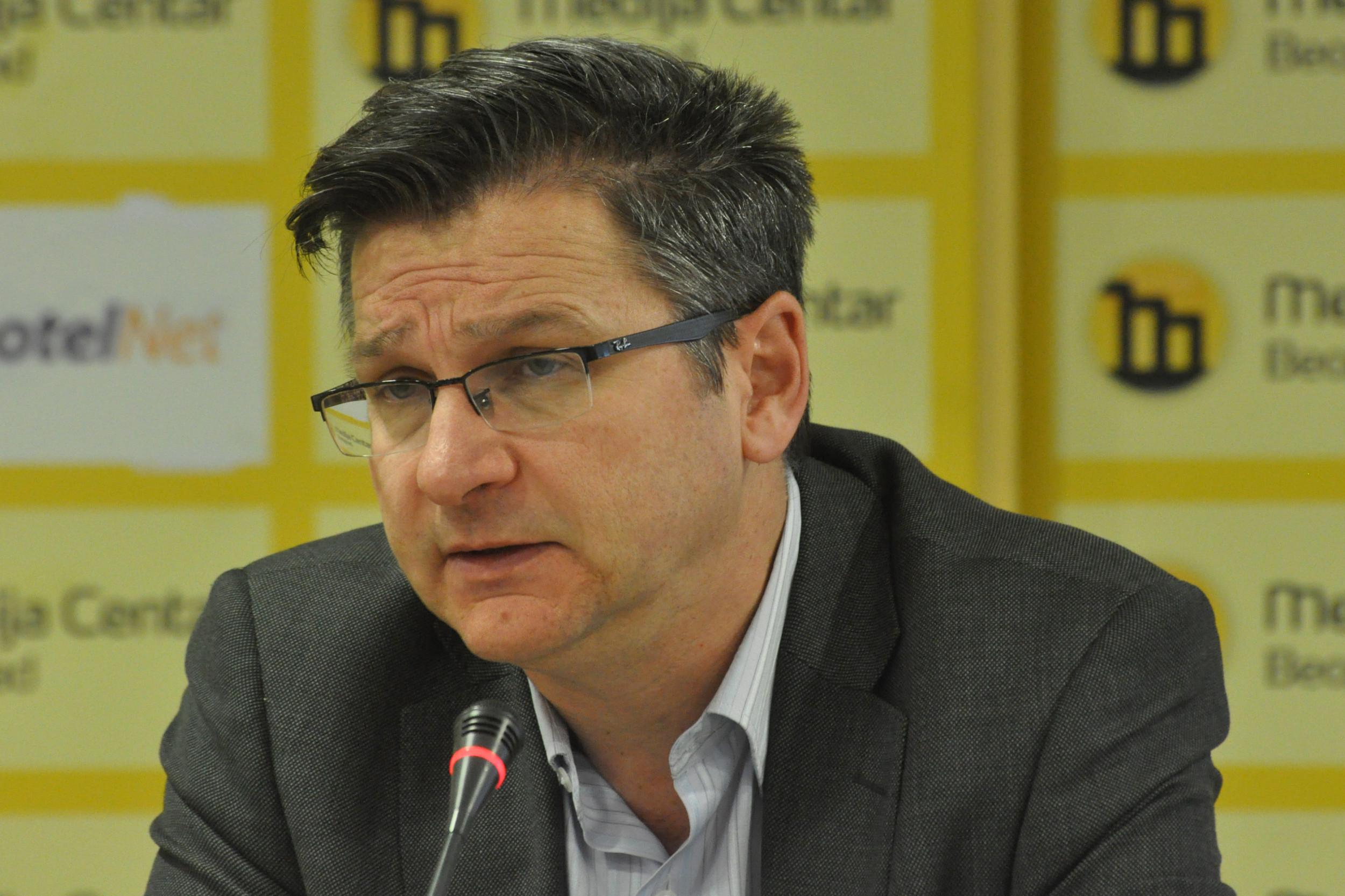 Милош Ковић (Фото: Медија центар Београд)