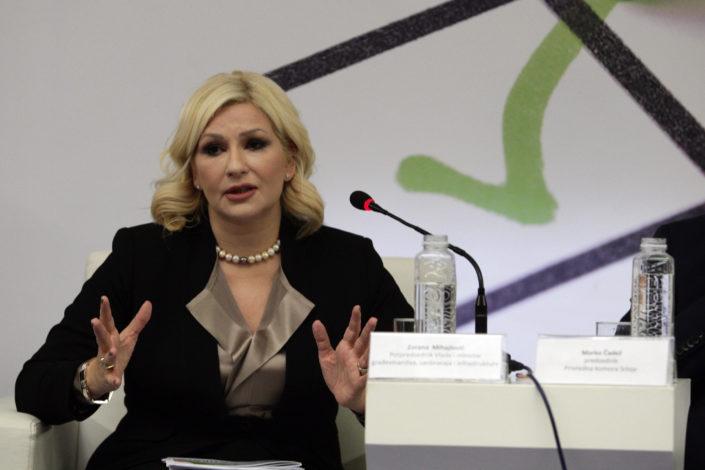Zorana Mihajlović optužena da je uzimala mito