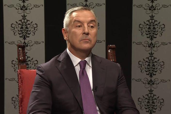 Đukanović: Stvorićemo crkvu nacionalnih Crnogoraca, preuzećemo imovinu SPC