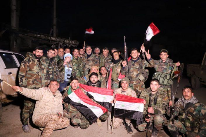 Sirijska vojska nakon osam godina borbi u potpunosti oslobodila Alep