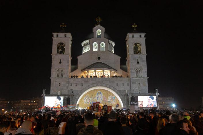 Dogodine u Podgorici