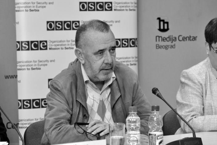 Preminuo Dragoljub Žarković