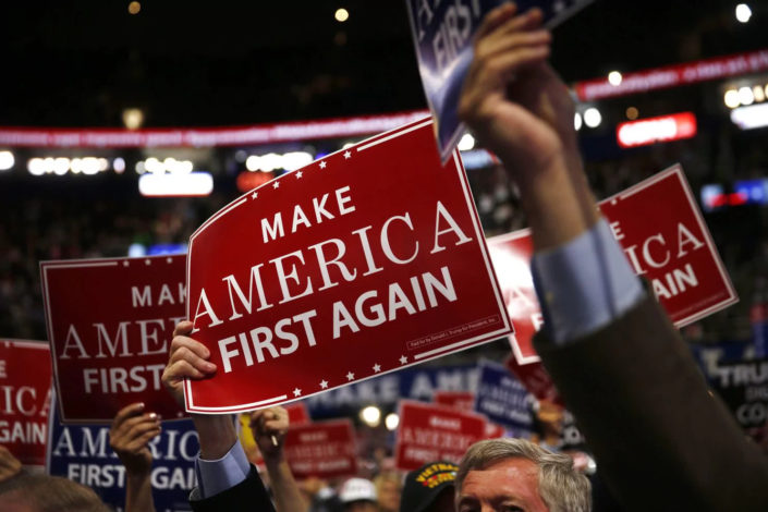 Amerika se ne sme odreći globalnog liderstva