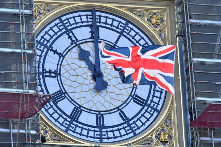 Velika Britanija više nije članica EU
