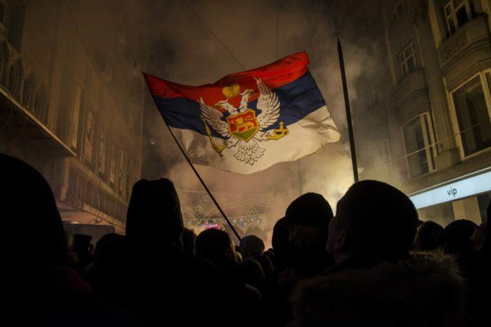 U Crnoj Gori se danas brane i srpstvo i Evropa