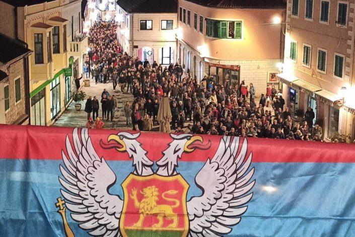 Crna Gora se tiče celog srpstva