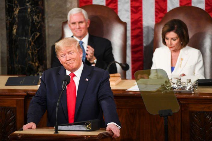 Propao impičment, Senat oslobodio Trampa optužbi