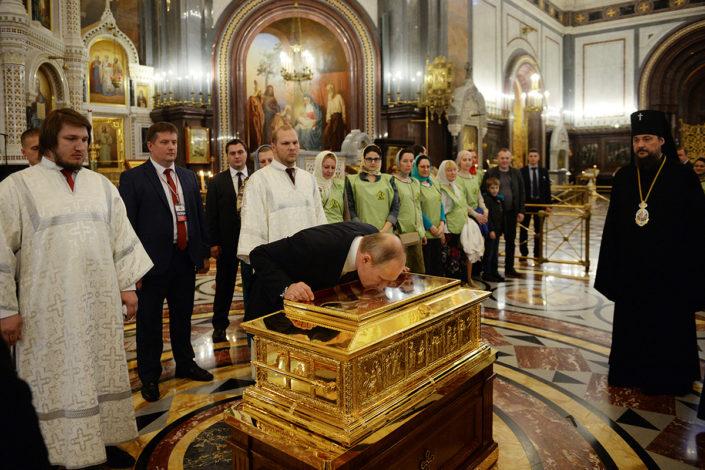 Povratak Boga u ruski ustav