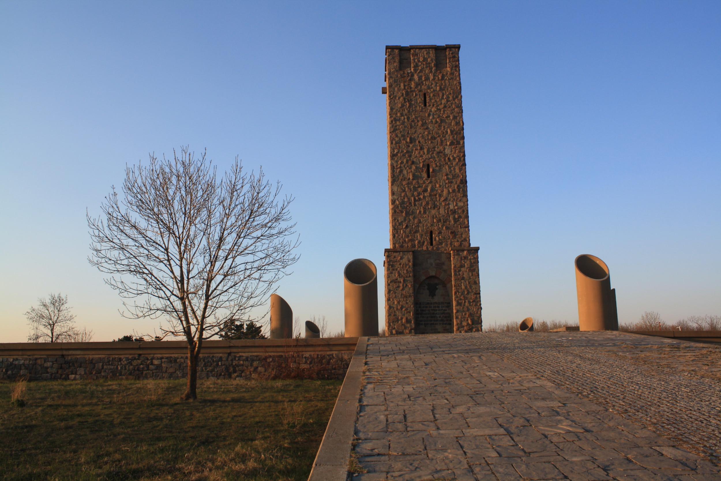 Spomenik na Gazimestanu (Foto: Katarina Steljić/Novi Standard)
