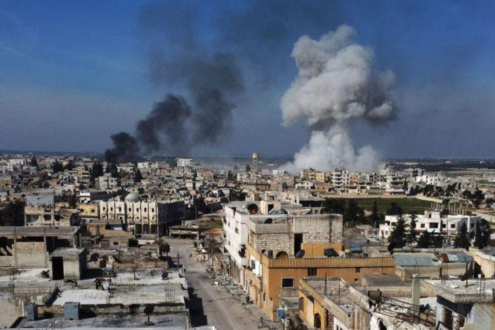 """Turska pokrenula ofanzivu """"Prolećni štit"""" u Idlibu, oborena dva sirijska aviona"""