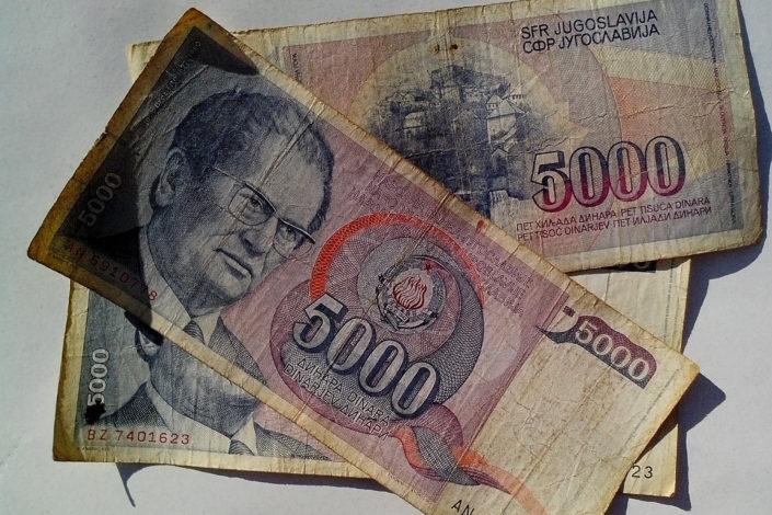 Koliko duguje Srbija, a koliko zemlje bivše SFRJ?