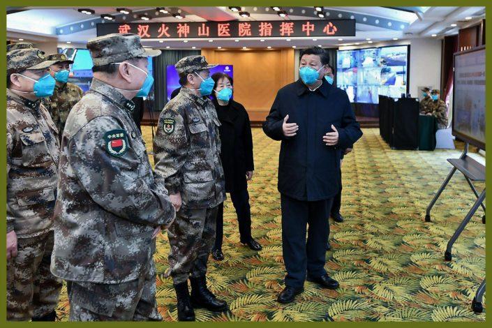 Kina virus smatra američkim hibridnim napadom