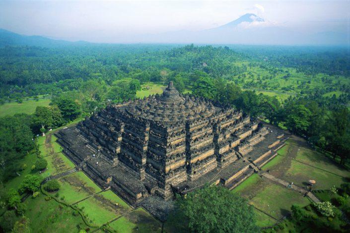 Barabudur, simbolički hram