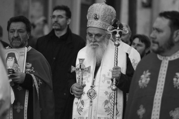 Episkop valjevski Milutin preminuo od koronavirusa