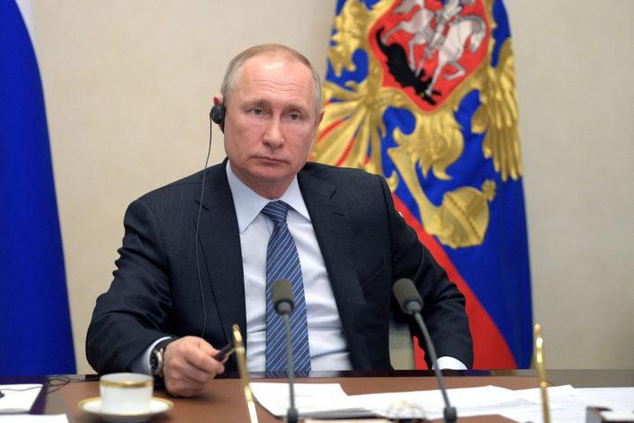 Putinovih osam mera za sanaciju posledica korone