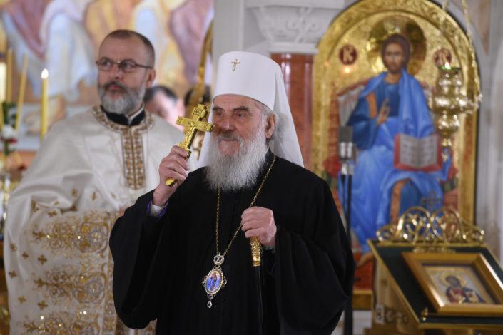 Sinod SPC: Odobrite prekid zabrane kretanja zbog vaskršnje liturgije