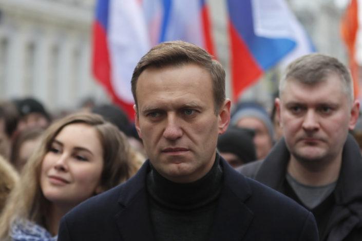 Portret ruske opozicije