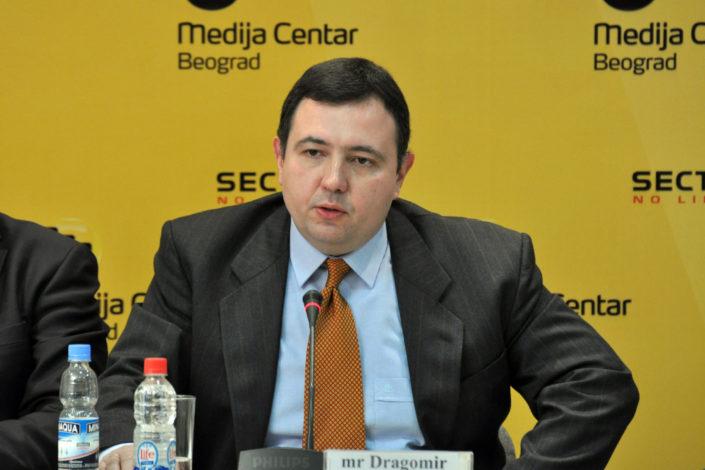 D. Anđelković: Zanemarivanje Rusije