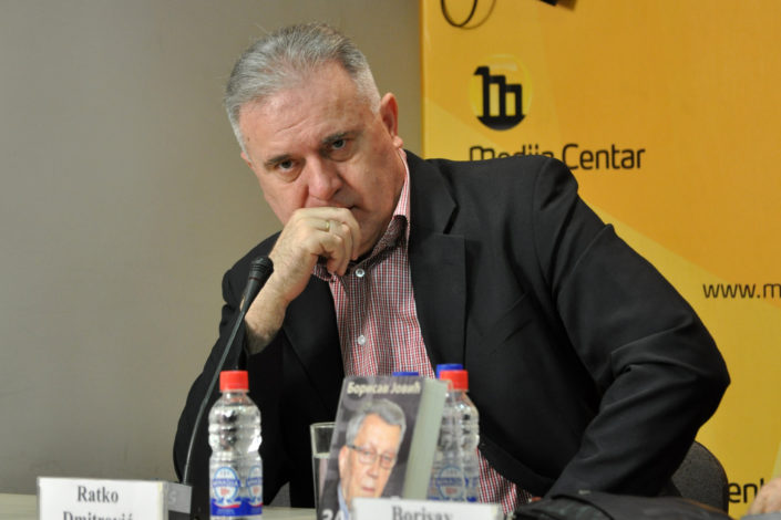 R. Dmitrović: Mogu li Srbi preživeti bitku o kojoj se ne priča