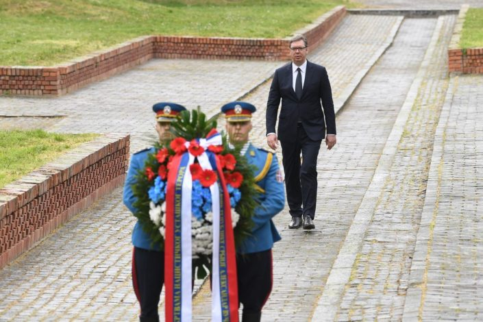 Sećanje na žrtve Jasenovca, ceremonije u Srbiji i R. Srpskoj