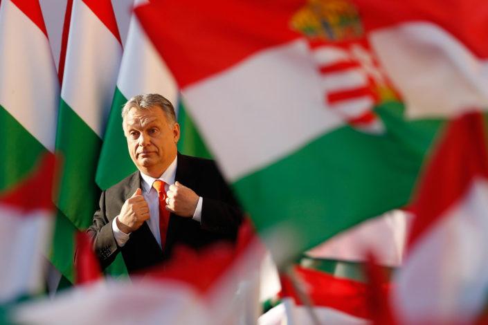 Orban i moralisanje lažnih demokrata