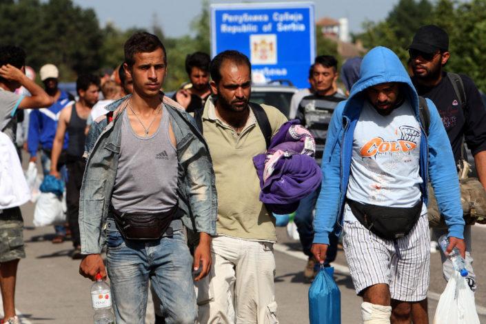 Migranti ponižavali radnicu u prihvatnom centru u Bogovađi (VIDEO)