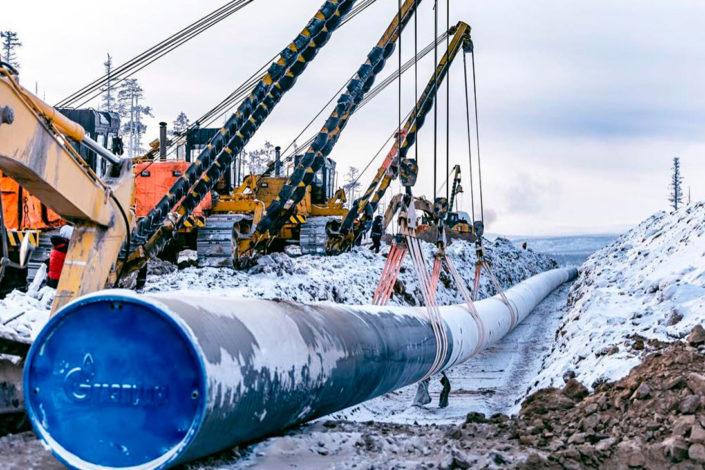 Američki eksperti rusko-kineski gasovod proglasili pretnjom za SAD