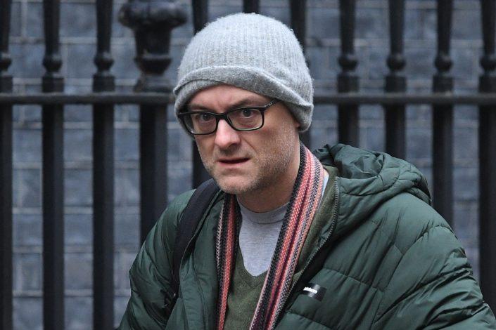 """Džonsonov """"specijalac"""" Kamings na udaru kritike u Britaniji, zahteva se ostavka"""
