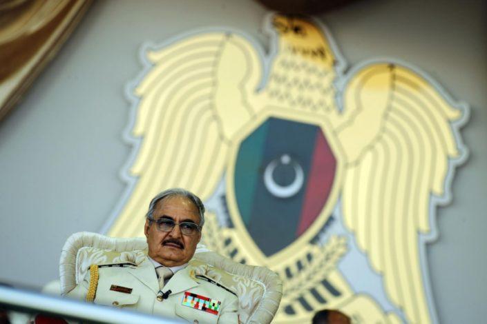 """""""Mali svetski rat"""" u Libiji"""