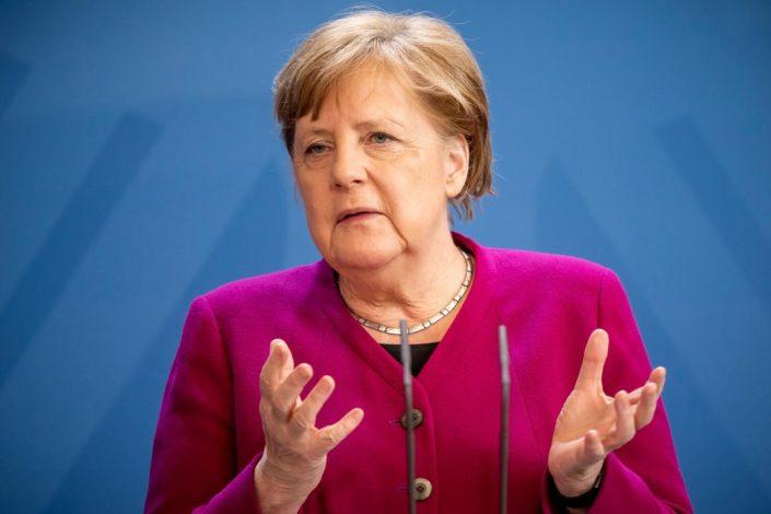 Merkelova: Rusi su pokušali da hakuju moj kabinet, zadržavamo pravo da uzvratimo