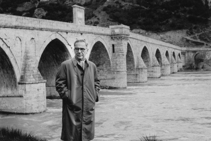I. Miladinović: Moralna vertikala Iva Andrića