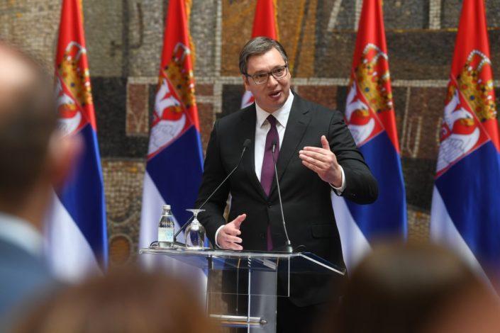 Vučić: Ponuda o razmeni besmislena, imamo ustavne granice i Rezoluciju 1244