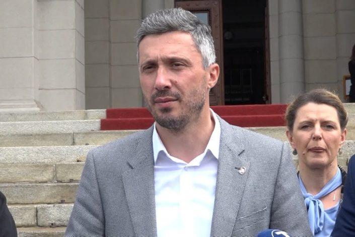 Boško Obradović i Ivan Kostić prekidaju štrajk glađu