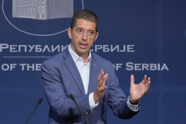 Đurić: Skupština Srbije da razmotri da li Šlezvig-Holštajn pripada Nemačkoj